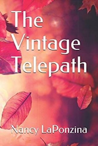 PRINT cover Vintage Telepath